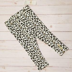 Juicy Couture Leopard pants leggings